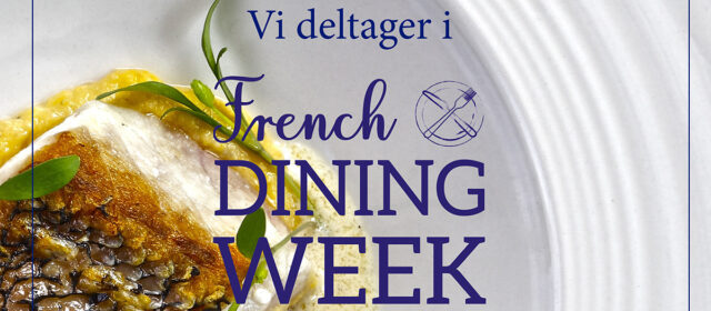 French Dining Week 2019