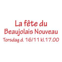 la fête de beaujolais nouveau 2017