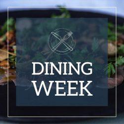 dining week 2020