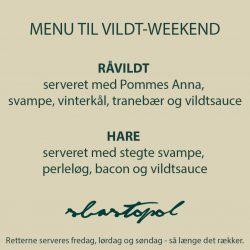 vildt-weekend